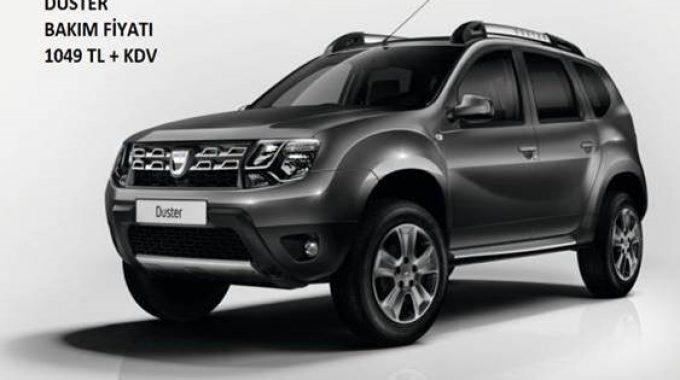 Nesil Dacia Kasım Kampanyası